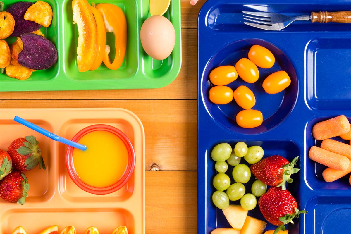 Nourrir le corps et l'esprit des élèves à l'école élémentaire publique Mauril-Bélanger